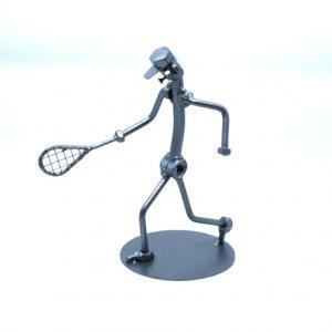Teniszezőnek ajándék, teniszes ajándékok fémből - vicces tenisz ajándékok