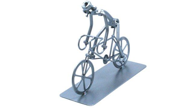 biciklis ajándék