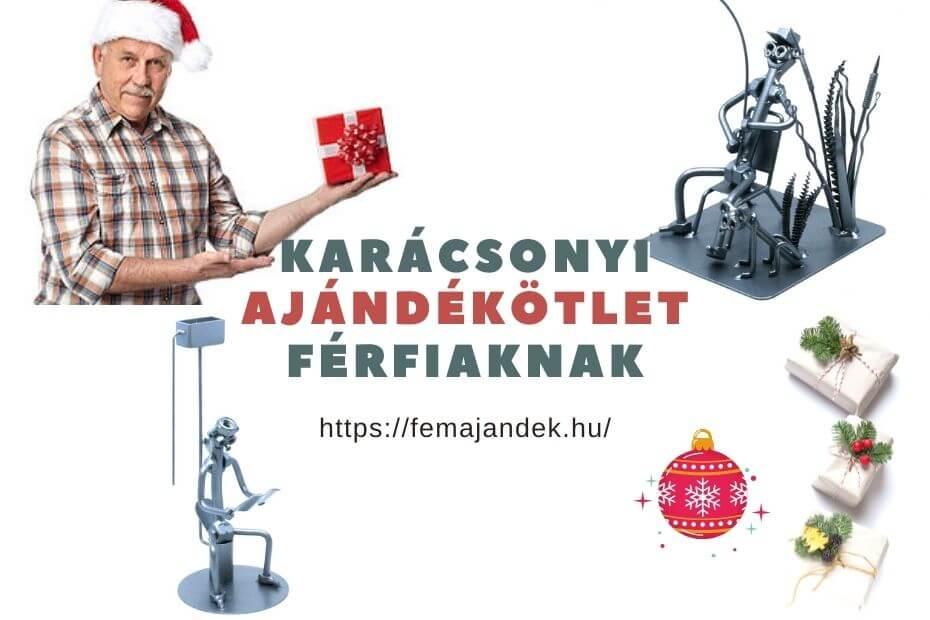 Karácsonyi ajándék ötletek férfiaknak - mit adjak karácsonyra pasinak